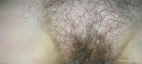 Sweet And Sexy Babe Has Hairy Pussy To Die For