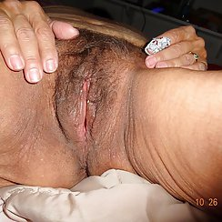 Hairy Pussy Looks Amazing In This Scene