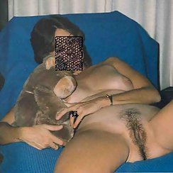 Amateur Wife Shows Hairy Pussy In A Variety Of Hot Pics