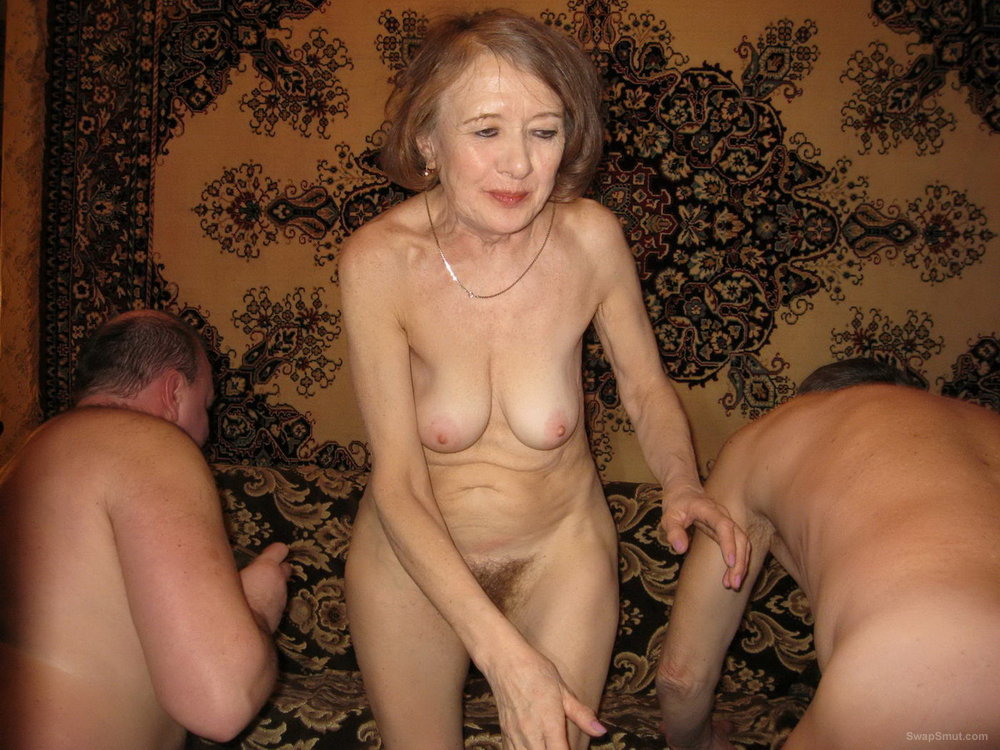 Mature Couple Has Sex In Front Of The Camera For The First Time