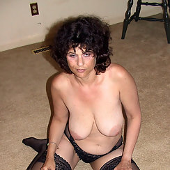 Hairy Woman Ready To Suck Some Cock