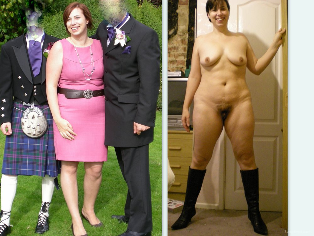 For Hairy nude milf before and after something and