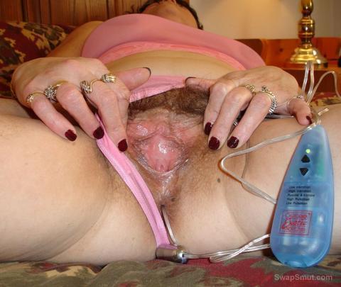 Babe Wearing Pink Panties Masturbates