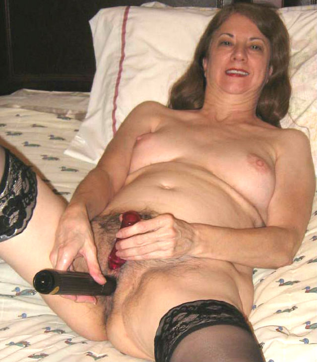 girl using her favorite sex toy in pussy