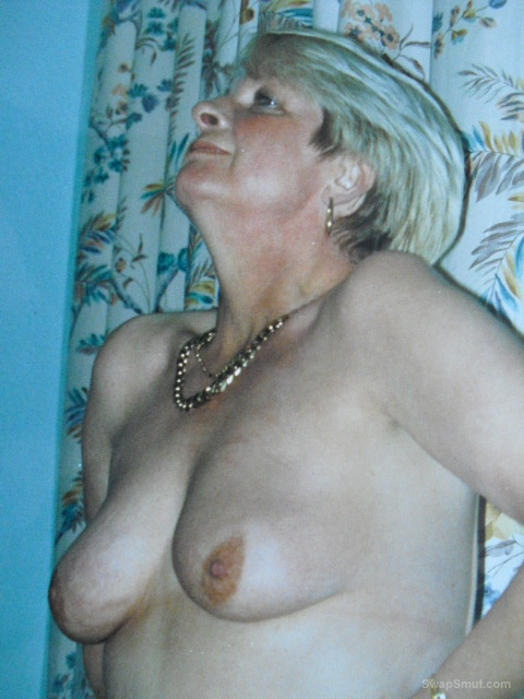 Beautiful Mature Woman Shows Her Boobs And Hairy Pussy For The Camera