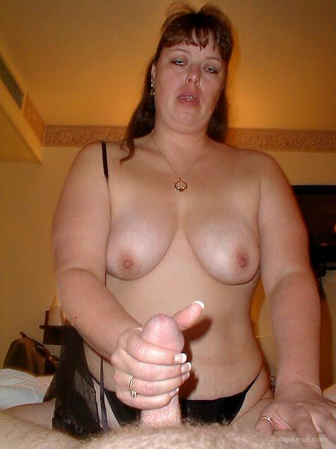 Sexy BBW Has A Big Hairy Pussy