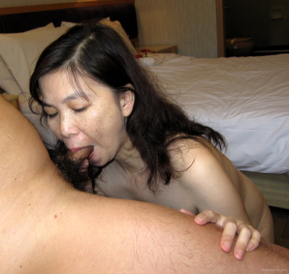 Fingering Her Asian Pussy Hard