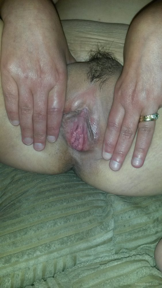 Mature real wife enjoys big black dick with hubbys approval - 1 part 5