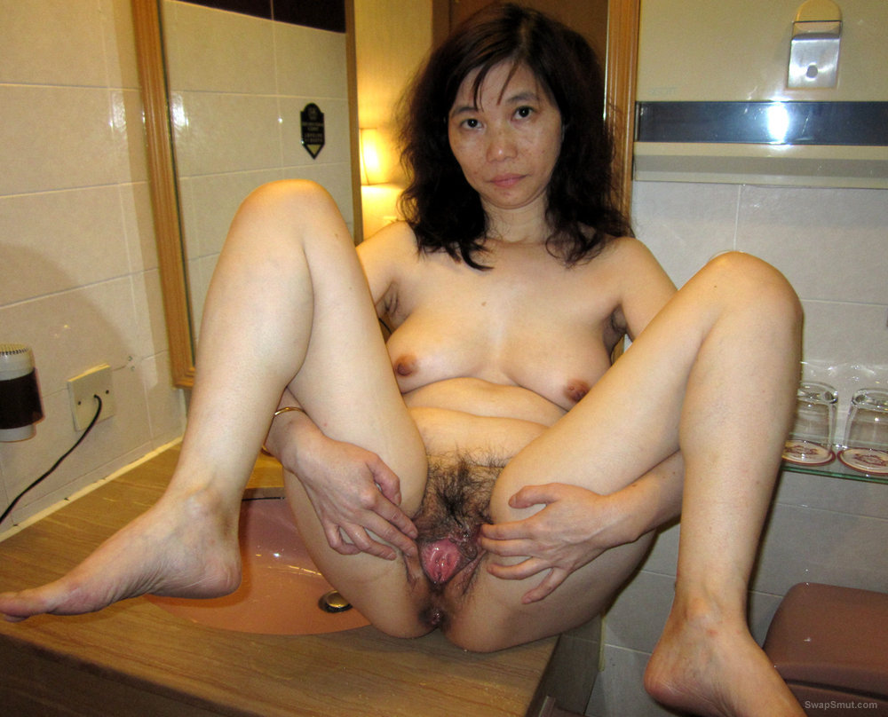 This Is A Fresh Asian Pussy