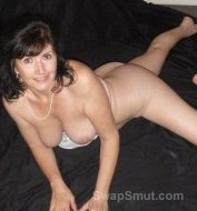 Mature Woman With Nice Big Tits And Bush Poses Naked