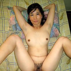 Asian Babe Has Nice Big Tits!