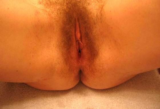 Pink Panties And A Hairy Twat Make For A Hot Babe