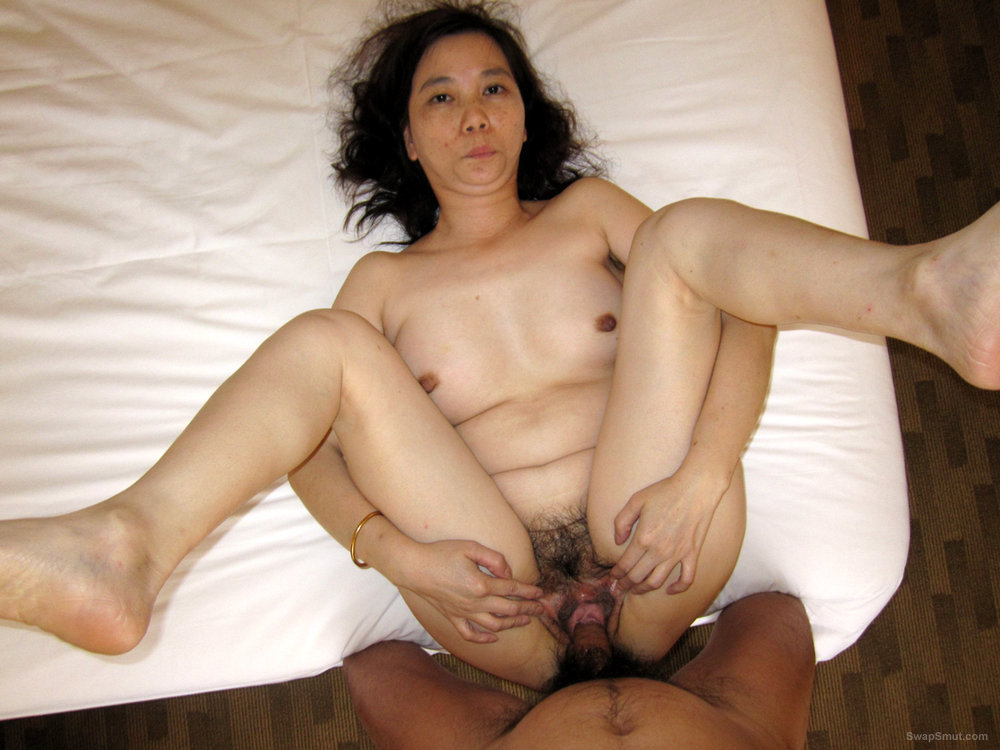 women spreading pussy Mature asian their