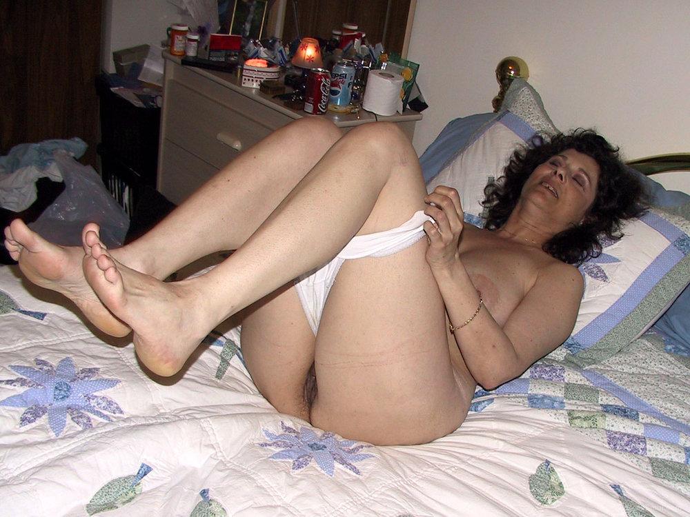 Throat panties saggy tits handjob