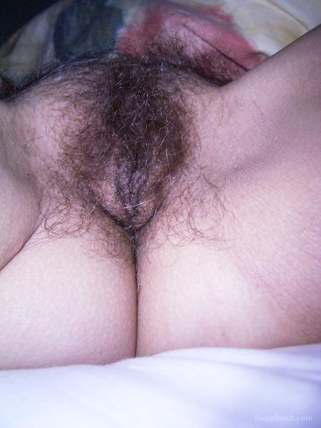 She's Got A Very Big Mound Of Pubes