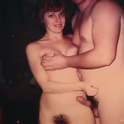 Hairy Couple Enjoys Their Time Together
