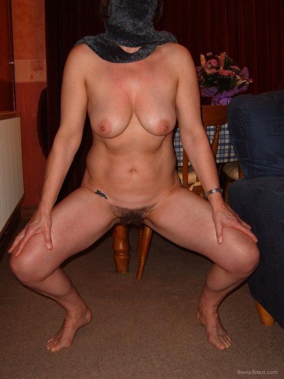 Sexy Hairy Babe Rides Her Boyfriend's Hard Cock