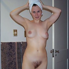 She Looks Great All The Time, Even Before Showering