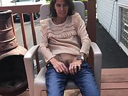 Skinny tattooed wife stripping compilation